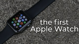 Using the first Apple Watch in 2018 - Review