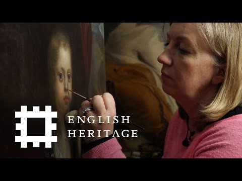 Paintings Conservation: Behind the scenes