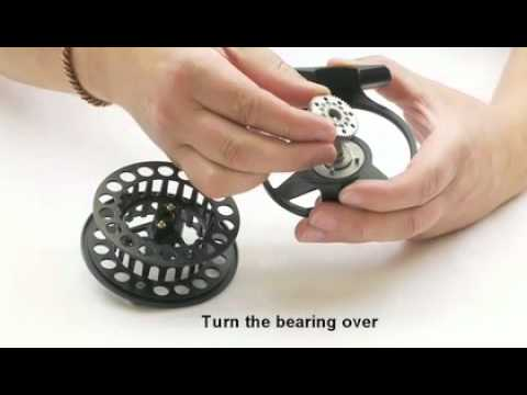 How To Change The Drag/wind Direction On The Greys GX300 Reel From Fishtec