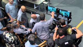Escape Plan - Behind the Scenes Part 2 of 2 Broll Arnold Schwarzenegger, Sly Stallone
