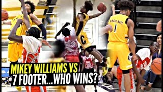 Mikey Williams ENDS Defender's LIFE & Stares Him DOWN!! 7 Footer Stood NO CHANCE!!