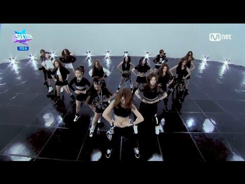 [HD] 150505 Mnet 'SIXTEEN' E01 - 7/11 Dance cut (all members)