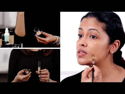 Everything You Need To Know About Concealers | Makeup Tips And Tricks