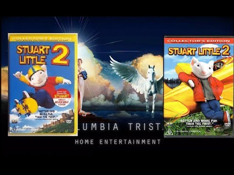Opening To Stuart Little 2 2002 Dvd Australia Youtube