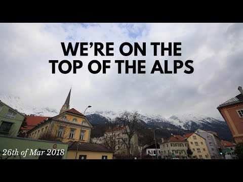 Weekend in Austria - Innsbruck Vlog (part 2)