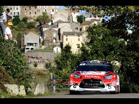 Abu Dhabi Total WRT - Tour de Corse - Friday