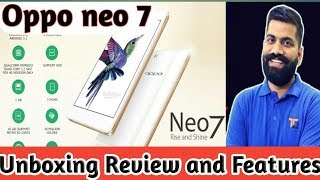 Oppo Neo 7 Unboxing Review Camera Features in urdu Hindi Specification Oppo The Camera Phone