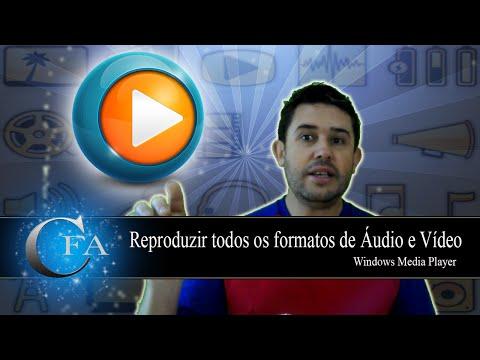 Como Reproduzir Todos Os Formatos De Áudio E De Vídeo No Windows Media Player