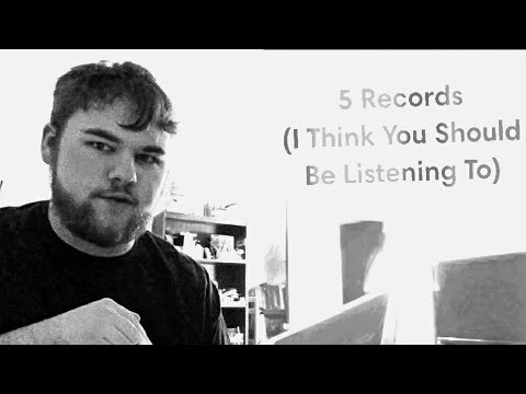 5 Records (I Think You Should Be Listening To)/Jeffery Talks About Records