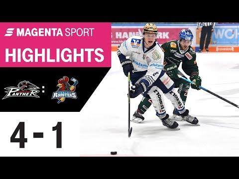 Augsburger Panther - Iserlohn Roosters   50. Spieltag, 19/20   MAGENTA SPORT