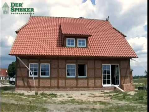 Der spieker fachwerkhaus bauen youtube for Fachwerkhaus bauen