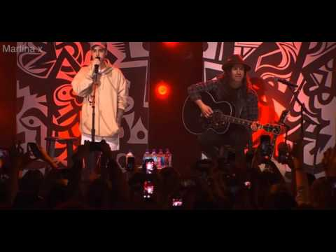 Justin Bieber - Down To Earth (Live in Toronto 7/12/2015)