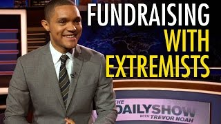 Trevor Noah set to fundraise with Islamists in Toronto