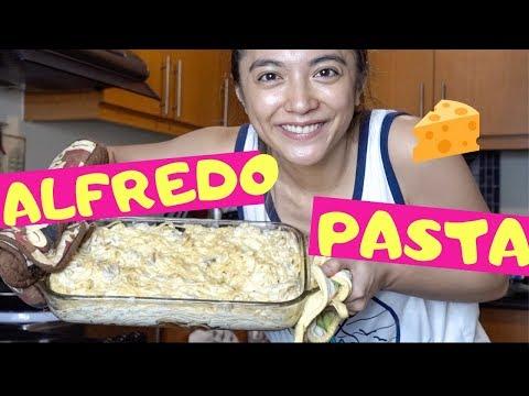 Chicken Alfredo Pasta | Crisha Uy | #Cookinday 34