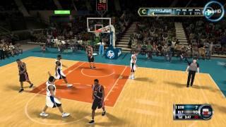 NBA 2K12 Gameplay