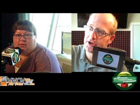 Food waste in America Segment only  The Wisconsin Vegetable Gardener radio show