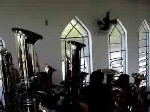 Ensaio Regional Conceiçao das Alagoas- 17 Sax Baixo Enc. Barbosinha CCB Hino 142 de YouTube · Duração:  8 minutos 26 segundos