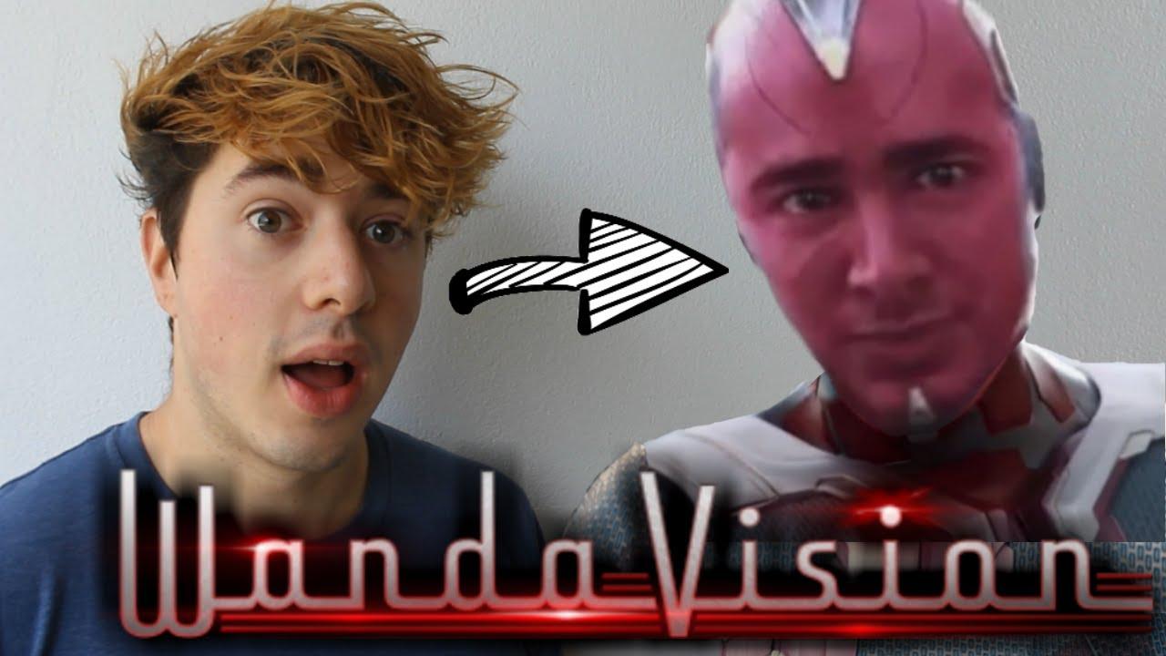 ME TRANSFORME EN VISION !!!