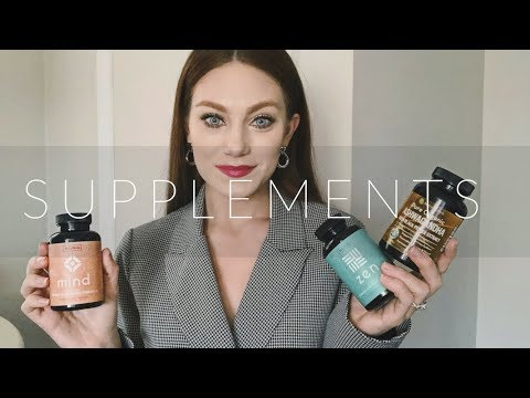 UPDATED: MY FAVORITE SUPPLEMENTS FOR DEPRESSION AND ANXIETY
