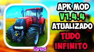 Farming Simulator 14 - Dinheiro Infinito - Sem (ROOT)