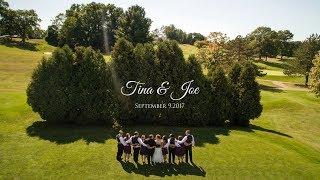 Riverside Country Club Wedding {Inspire 1 Aerials} Wedding Cinematography