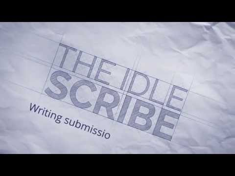 The Idle Scribe - Writers Submission Process and Dashboard
