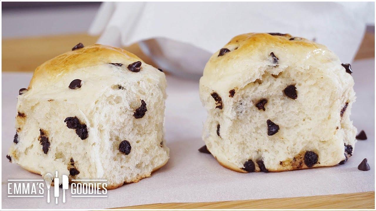 FLUFFY Italian Chocolate Sweet Bread - PAN GOCCIOLI SOFFICISSIMI ...