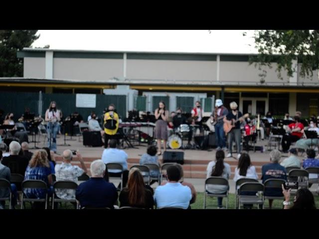 Upside Down - 5/27/21 - Senior Bandemic Show