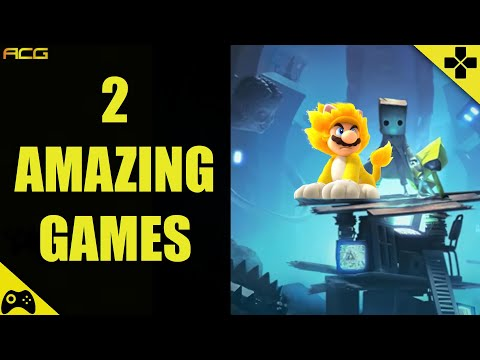Top 2 Mid February Games Weekly Video Game Roundup #10