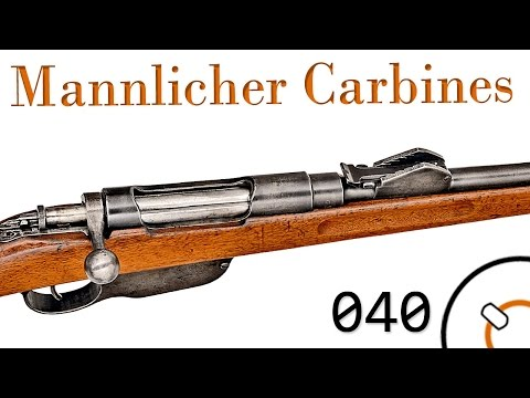 Small Arms of WWI Primer 040: Austro-Hungarian Mannlicher Carbines