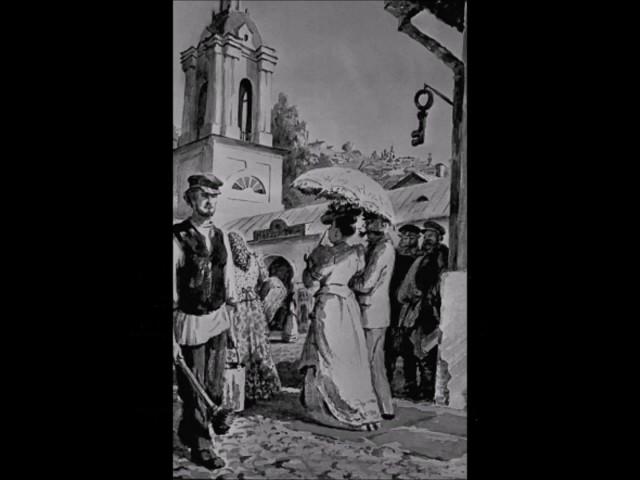 Изображение предпросмотра прочтения – ЯнаКузина представляет буктрейлер кпроизведению «О любви» А.П.Чехова