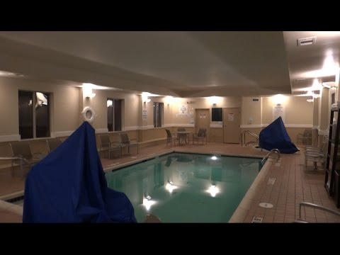 Tour of the Holiday Inn Express, Hotel and Elevator in Chambersburg, PA