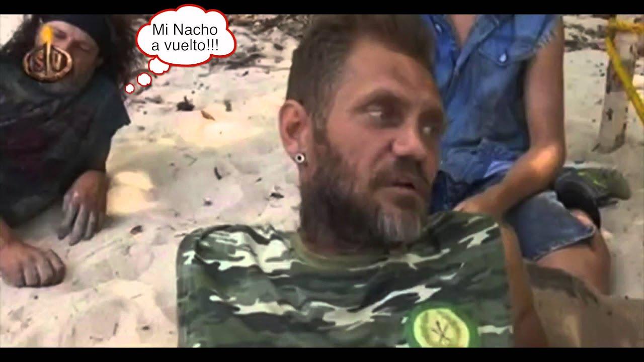 Nacho vidal y franceska jaimes la lian en el stand de actricesdelporno - 2 1