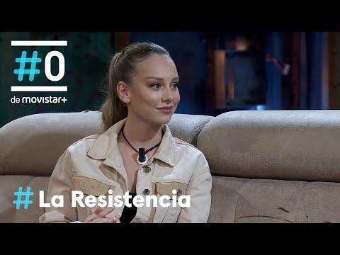 LA RESISTENCIA - Entrevista a Ester Expósito   #LaResistencia 15.10.2020