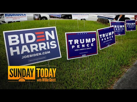 Should We Trust Presidential Poll Numbers This Election Year? | Sunday TODAY