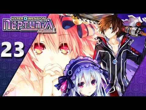 Hyperdimension Neptunia Re;Birth 1 (PC, Let's Play)   Fairize! (Fairy Fencer F DLC)   Part 23  