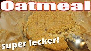Leckeres Muskelaufbau Oatmeal Rezept: Ideal zum Frühstück oder zwischendurch