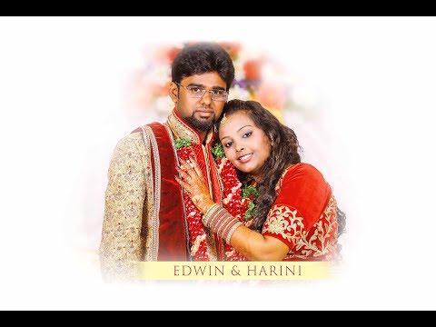 Edwin & Harini Engagement Story