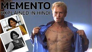 MEMENTO Movie Explained in Hindi (हिन्दी में समझिए)