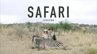 Safari HD trailer CZ