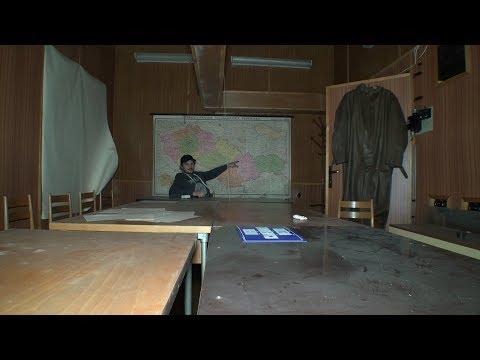 Velitelsky Kryt Civilnej Ochrany 🏚 Zilina 🏚  Ivan Donoval 🏚 Urbex Dokument