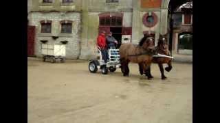 Avant-train à 4 roues pour 1 ou 2 chevaux (3)