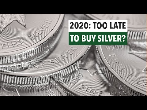 Is time running out to buy silver bullion in 2020?