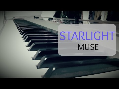 Muse  Starlight Acoustic Piano