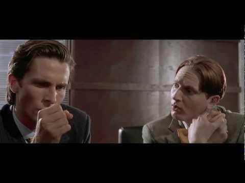 American Psycho: Unreleased 10th Anniversary Director's Cut Deleted Scene