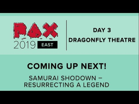 PAX East panel: Samurai Shodown – Resurrecting a Legend