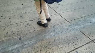 Shoes don't fit