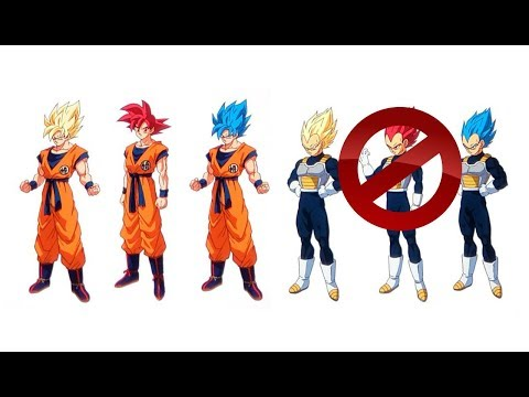 Super Saiyan God Vegeta No More. If SSG Vegeta Is NOT In Dragon Ball Super Broly. We Riot.