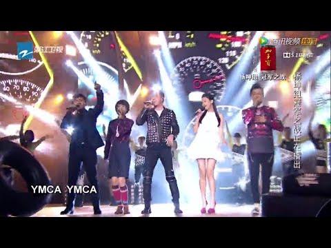The Voice of China 3 中國好聲音 第3季 2014-09-26 :杨坤 & 陈永馨 & 余枫 & 徐剑秋 & 李文琦 《Young Man》