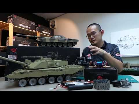 How to upgrade your RC Tank part3